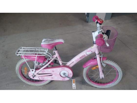Bicicletta Bambina 16'' Hello Kitty