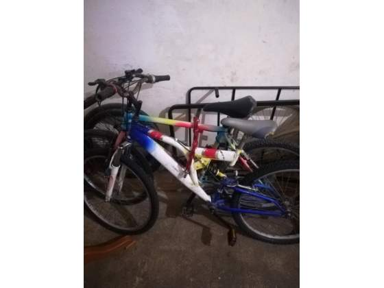 Bicicletta mountain bike 26 usata