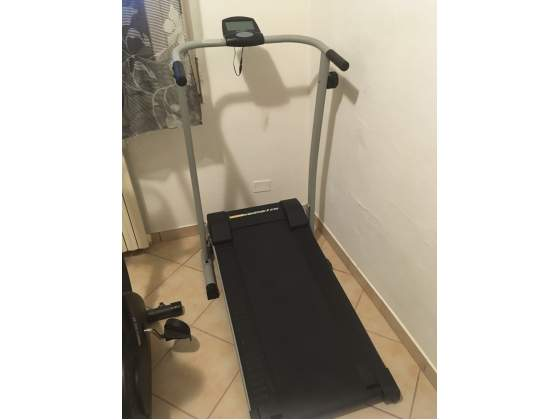 Cyclette/tapis roulant