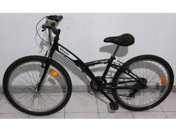 Bici Bicicletta Mountain Bike 24