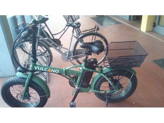 Bike pieghevole Fat.