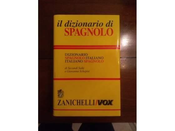 Il dizionario di SPAGNOLO