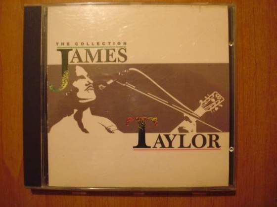 James taylor the collection - cd musicale compilation