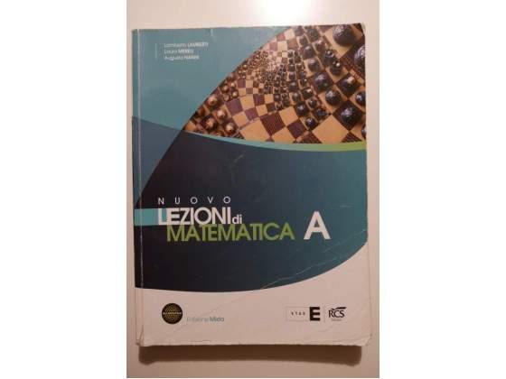 Nuovo lezioni di matematica a + obiettivo esame di stato