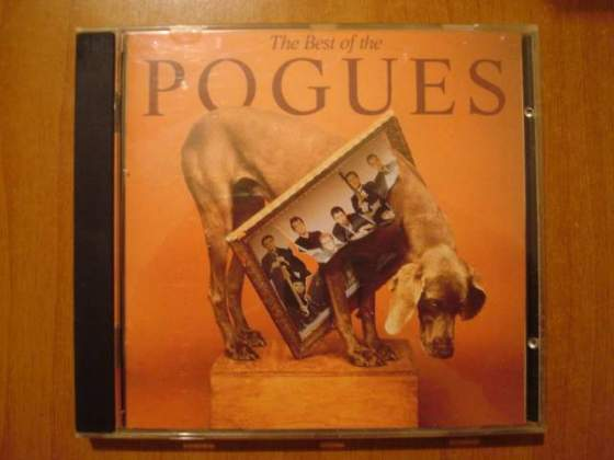 The best of the pogues - cd musicale ottimo