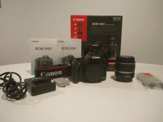 Canon 500d +