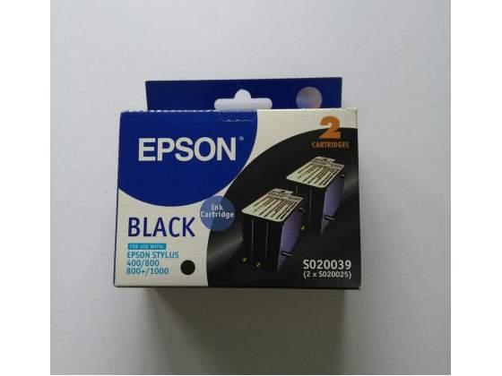 Cartucce originali epson black s