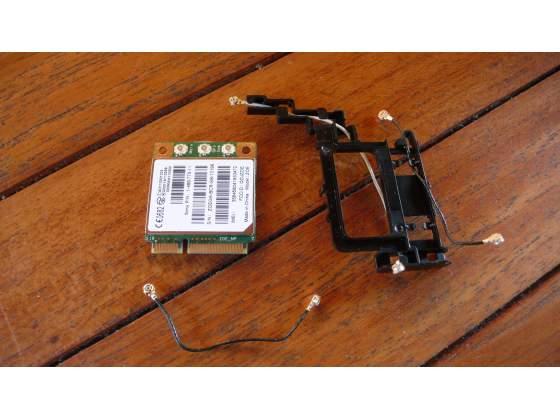 PS Vita - Scheda Wireless con antenna GPS Sony