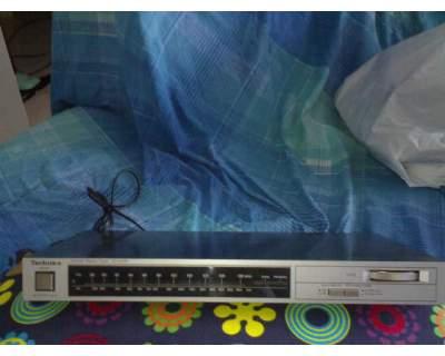 Technics stereo tuner fm/am st-z200