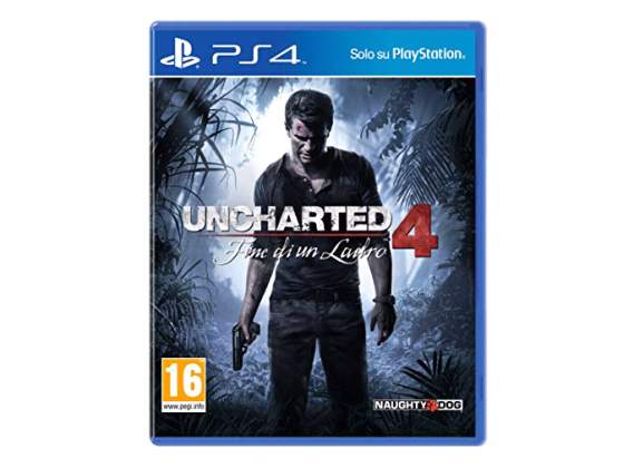 Uncharted 4 playstation 4 ps 4 play 4