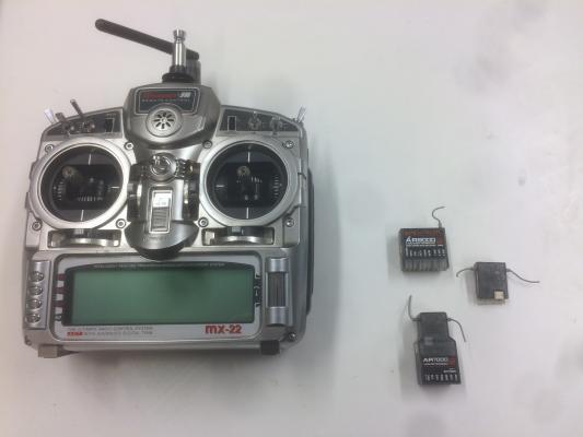 Vendo Mx22 e centralina Powerbox AR Evolution