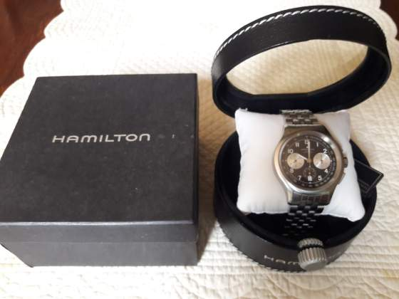 Hamilton khaki automatic