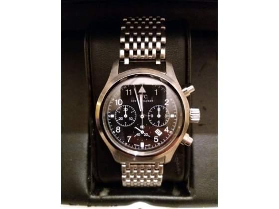 IWC flieger chronograph ref