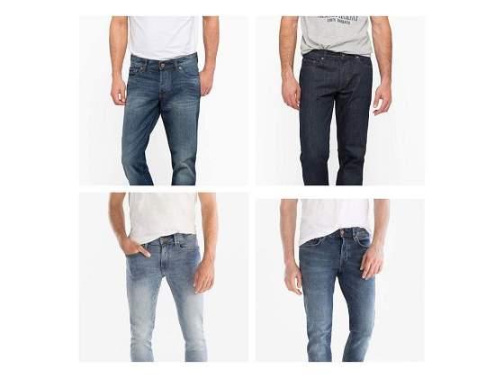 Stock jeans uomo e donna