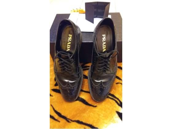Vendo scarpe da uomo PRADA