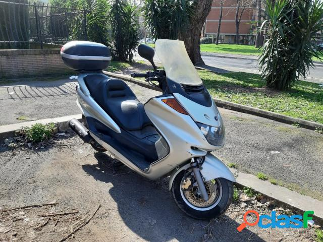 Yamaha Majesty 250 benzina in vendita a Fiumicino (Roma)