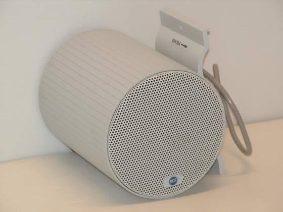 Altoparlante in alluminio rcf mod. bd
