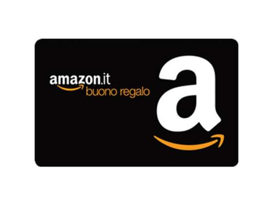 Buono regalo Amazon scontato Amazon gift card
