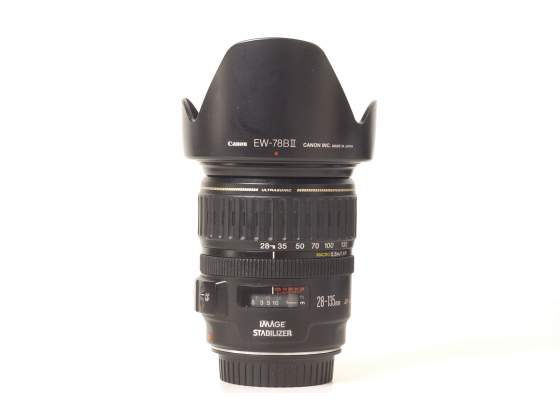 Canon EF mm f. IS USM