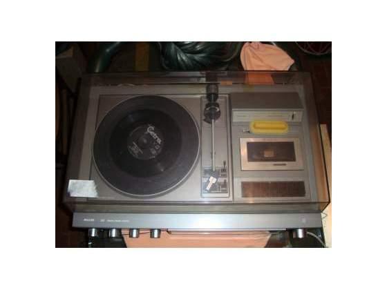Giradischi,radio e cassetta philips