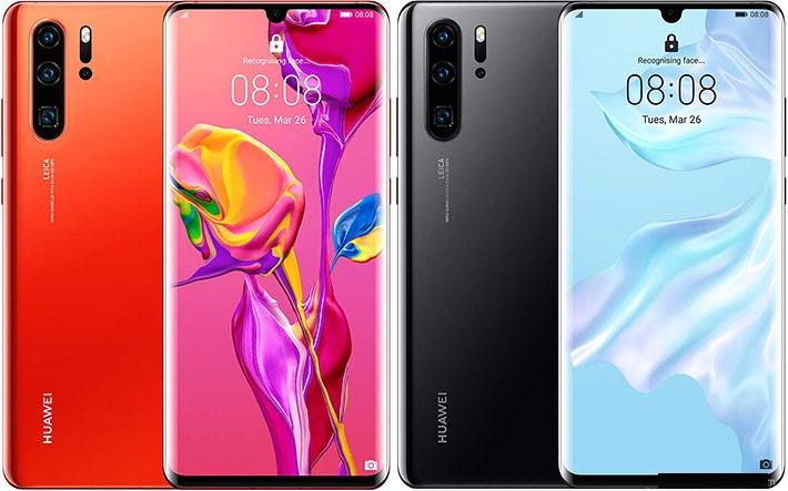 Huawei P30/P30 Pro Apple iPhone XS/XS Max Samsung S10/S10+