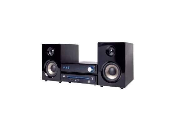 Majestic Mini Hi-Fi AH-HP BT/MP3/USB Black