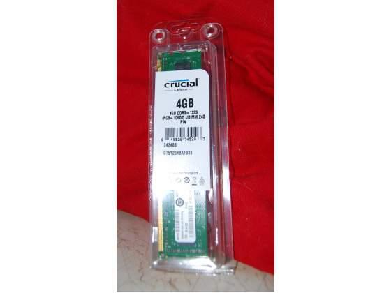 Memoria Crucial da 4 GB