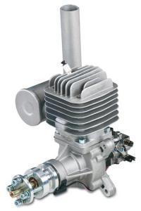 Motore Dle 55 cc perfetto, regalo testata di ricambio
