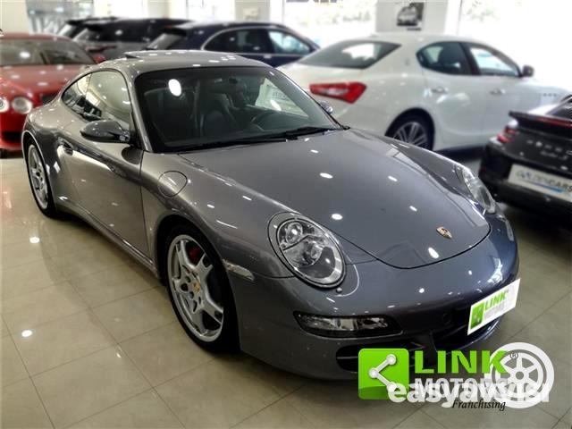 Porsche 911 coupè carrera 4s benzina