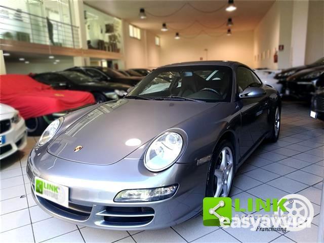 Porsche 911 coupè carrera benzina