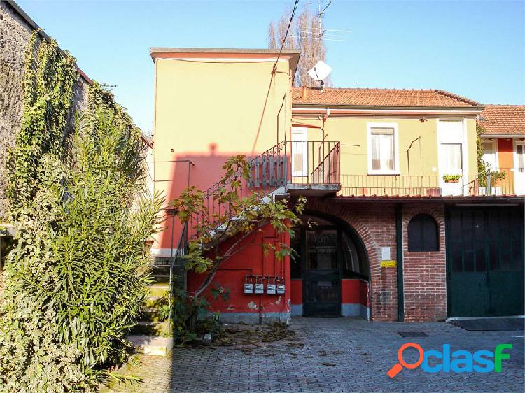 Appartamento in affitto semiarredato a Marcallo.