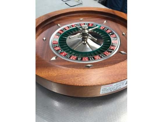 Roulette dal negro 46 cm diametro legno