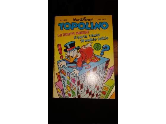 Varie serie TOPOLINO