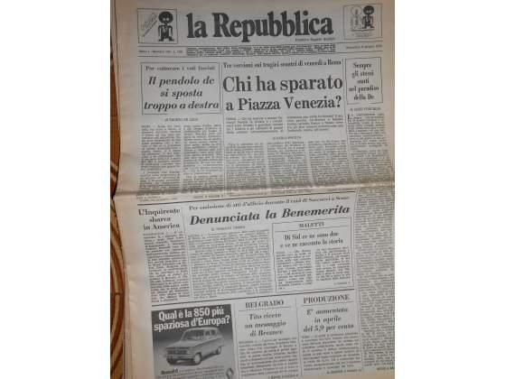Copie della repubblica anni 70 e 80
