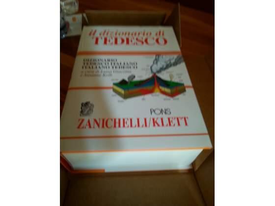 Dizionario italiano/tedesco Zanichelli ottimo stato!