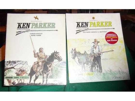 Ken parker collezione dal n.1 al n.50