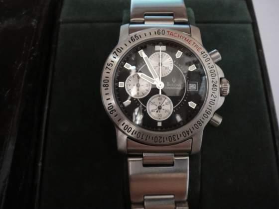 BULOVA orologio crono vintage