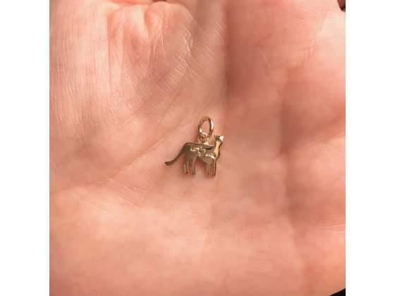 Dodo Pomellato Pantera piccola 1 grammo, originale e nuova