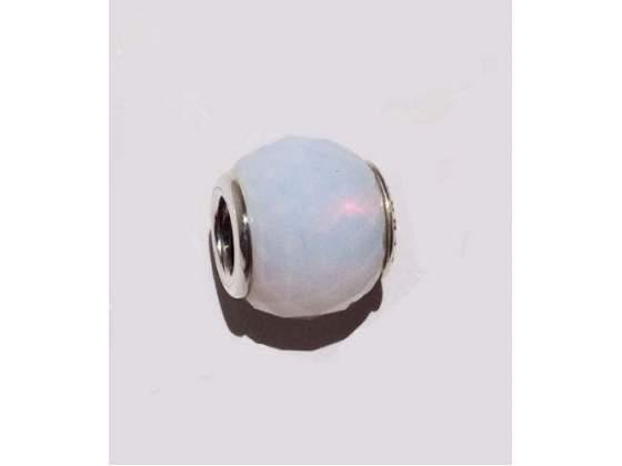 pandora charm sfera rosa