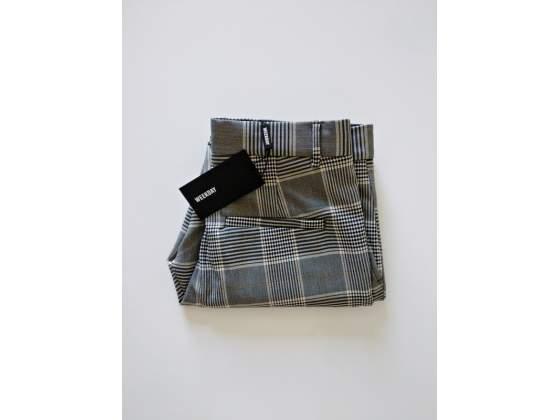 Pantaloni MTWTFSS Weekday NUOVI Taglia 46 Quadretti