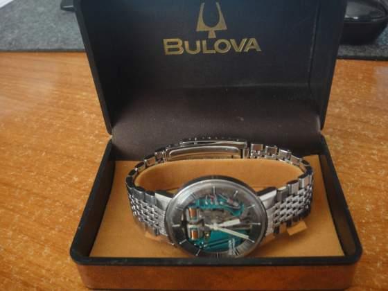 BULOVA orologio accutron vintage