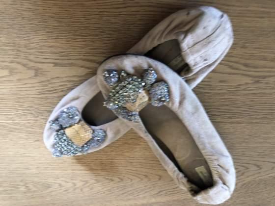 Scarpe tacco prima donna 38 nuove con sopratacco | Posot Class