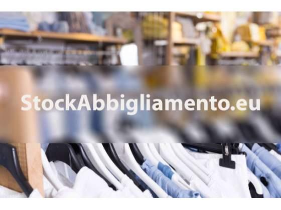 Stock e ingrosso abbigliamento Uomo per negozianti