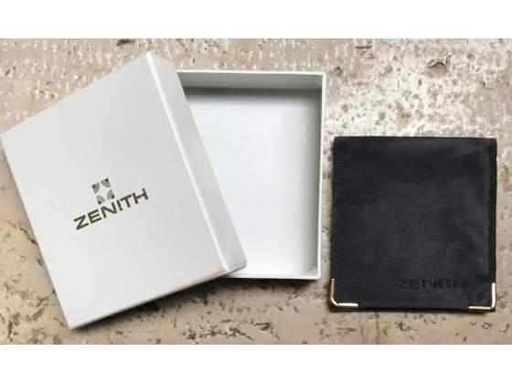 Zentith custodia protezione orologio da tasca - Nuova