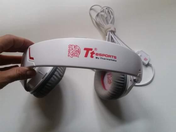 Cuffie gaming con microfono Thermal Take e-Sports