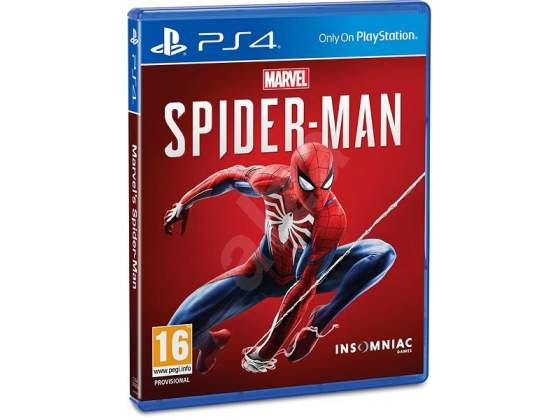 Spider Man Marvel PS4 gioco
