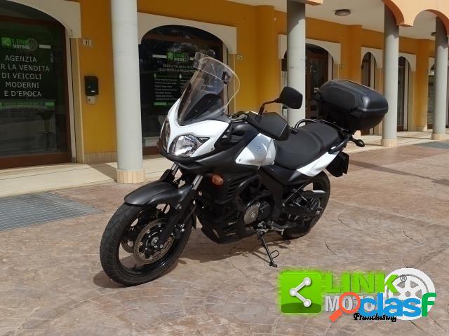 Suzuki V-Strom 650 benzina in vendita a Quartu Sant'Elena