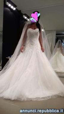 dd2fc0394619 Vestito da sposa collezione nicole montesilvano