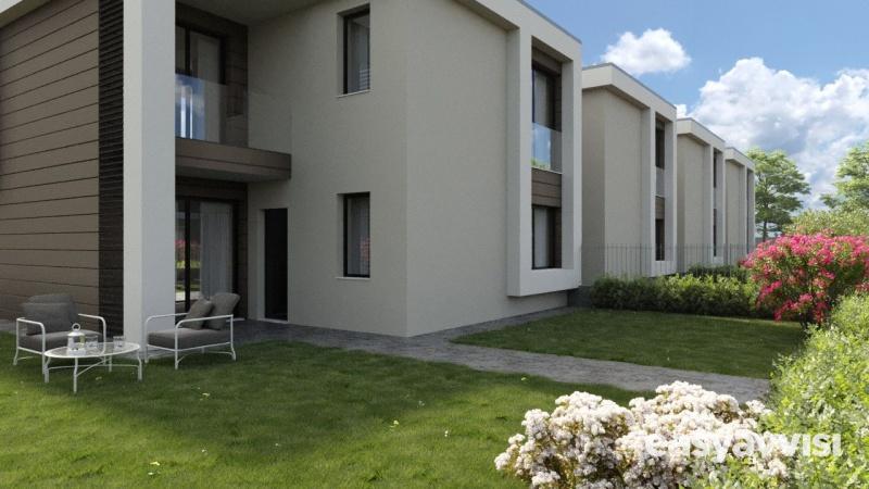 Villa o villino quadrilocale 166 mq