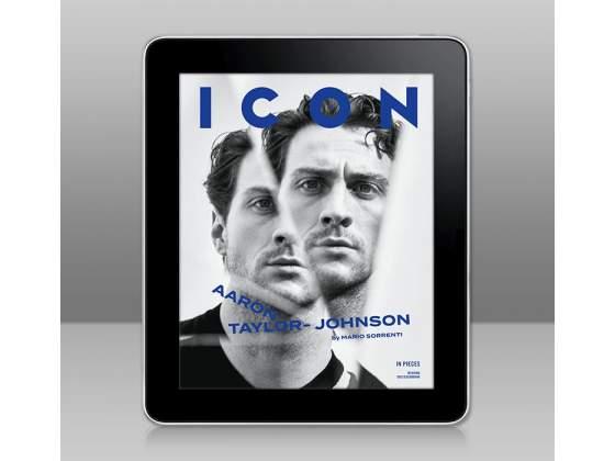 Abbonamento annuale (8 numeri) a rivista Icon Digitale